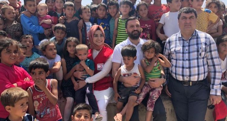 Ramazan Bereketi ve Coşkusu Nizip Kampı'nda