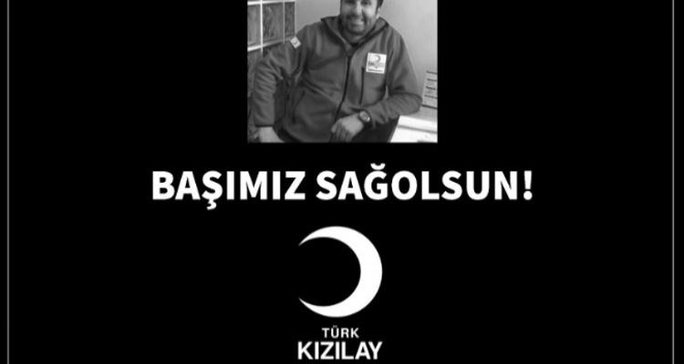 Türk Kızılay Aracımıza Düzenlenen Silahlı Saldırıda Kızılay Personelimiz Şehit Olmuş, Bir Personelimiz Yaralanmıştır.
